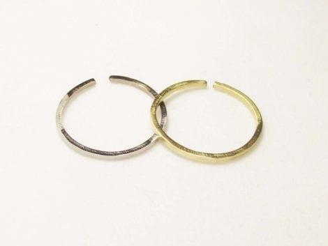 """""""Equator"""" Skinny Ring"""