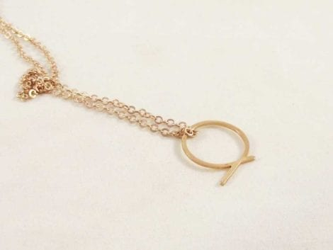 """The Knot"" Necklace"