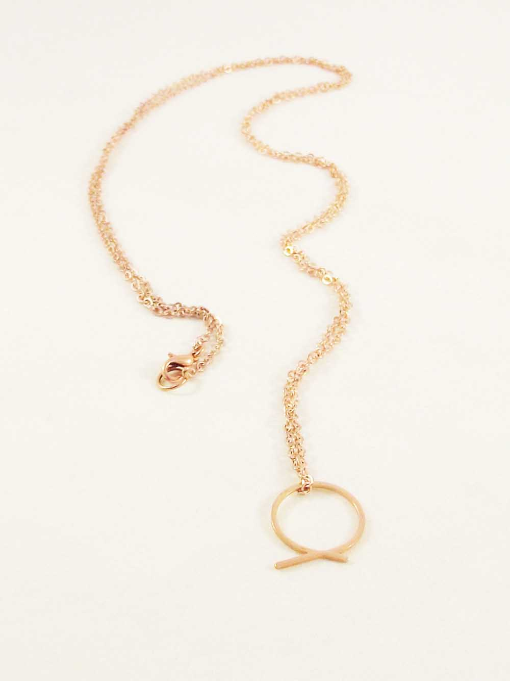 """""""The Knot"""" Pendant"""