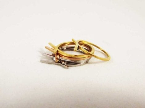 """The Knot"" Ring"