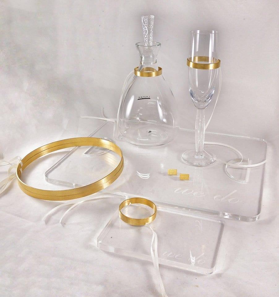Wedding Set Simplicity 12