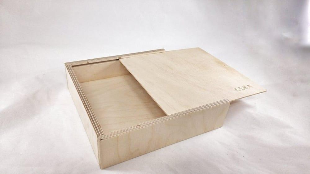 Wooden Stefana Box - Stefanothiki