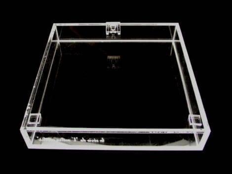 Clear Stefana Box - Stefanothiki
