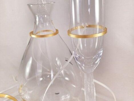"Wedding Set ""Simplicity II"""