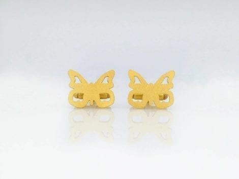 "Cufflinks ""Butterflies"""
