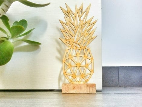"Door stopper ""Pineapple"""