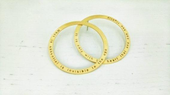 """""""Le Petit Prince"""" Earrings"""