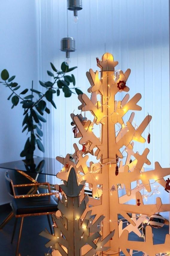 "Christmas Tree ""Birch"""