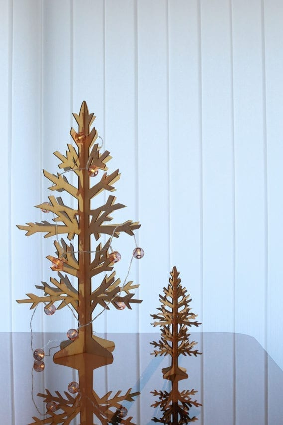"Christmas Tree ""Alpine Fir"""