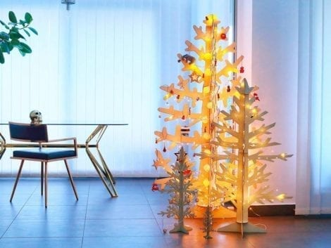 "Christmas Tree ""Birch"""