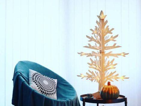 "Christmas Tree ""Alpine Fir"""