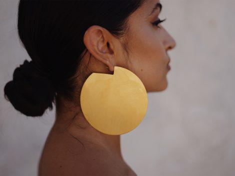 Discus Earrings 1