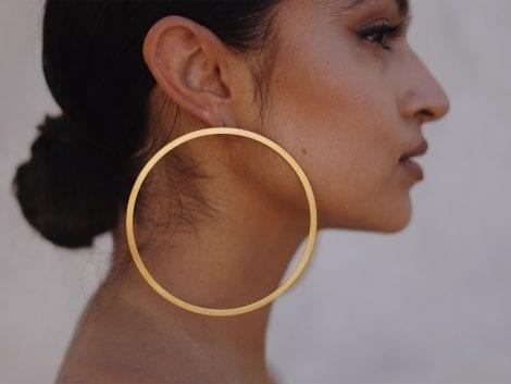 Large Hoops earrings 03