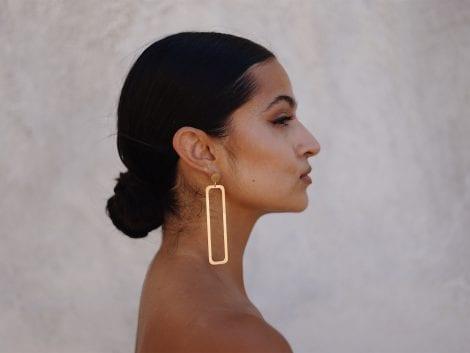 Libra earrings 01