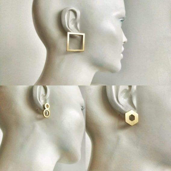 Geometric Synergy Ear 02