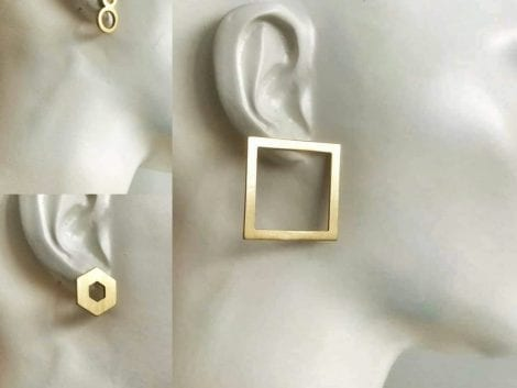 Geometric Synergy Ear 03