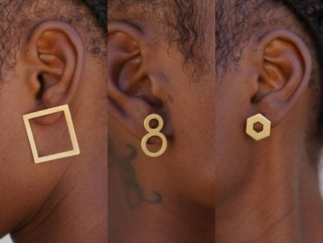 Geometric Synergy Ear 01